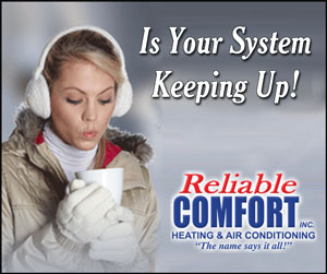 Reliable Comfort Heating and Air Conditioning